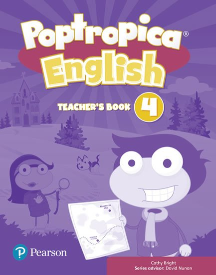 Beddall Fiona: Poptropica English 4 Teacher´s Book w/ Online Game Access Card Pack
