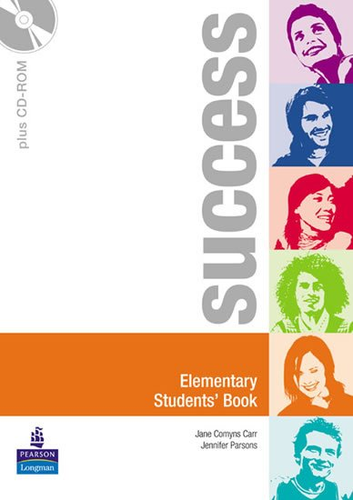 Parsons Jenny: Success Elementary Students´ Book Pack