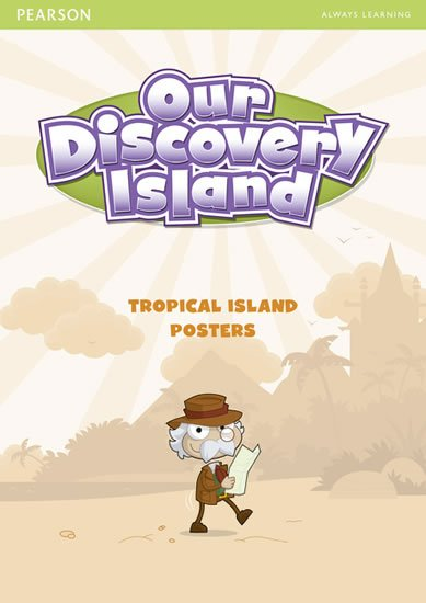 neuveden: Our Discovery Island 1 Posters