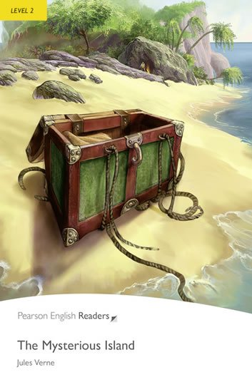 Verne Jules: PER | Level 2: The Mysterious Island Bk/MP3 Pack