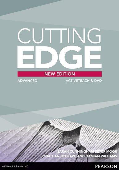 Cunningham Sarah, Moor Peter, Bygrave Jonathan: Cutting Edge New Edition Advanced Active Teach