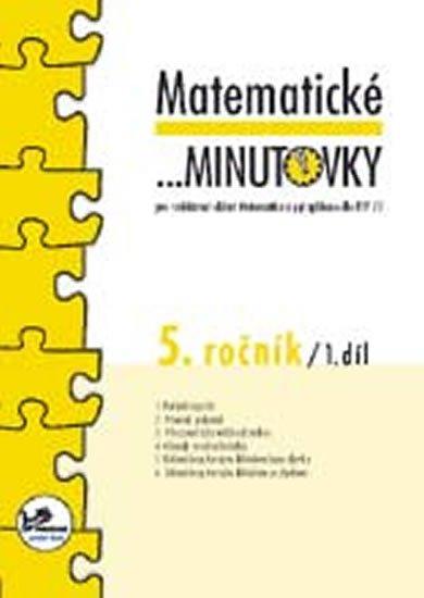 Molnár Josef: Matematické minutovky pro 5. ročník / 1. díl