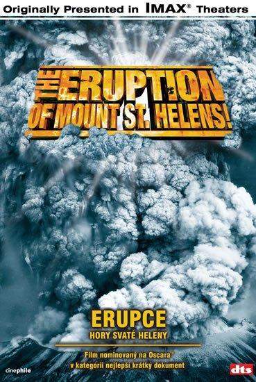 neuveden: Erupce hory Svaté Heleny - DVD