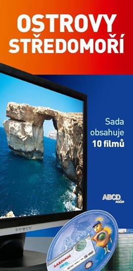 neuveden: Ostrovy Středomoří - 10 DVD