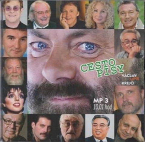 Krejčí Václav Upír: Cestopisy - 10 CDmp3