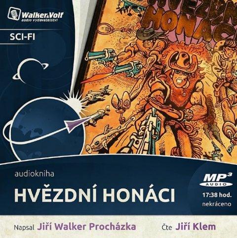 Procházka Jiří W.: Hvězdní honáci - CDmp3 (Čte Jiří Klem)