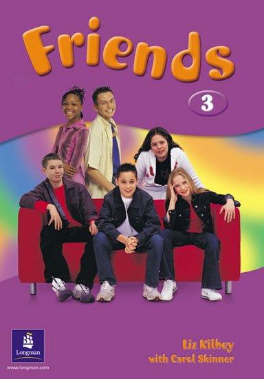 Kilbey Liz: Friends 3 Students´ Book