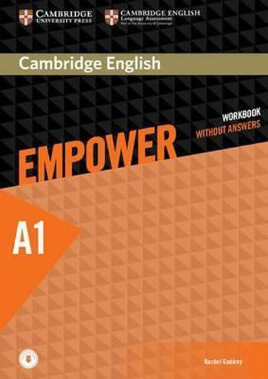Godfrey Rachel: Cambridge English Empower Starter Workbook without Answers with Downloadabl