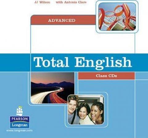 Clare Antonia: Total English Advanced Class CDs