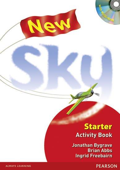 Bygrave Jonathan: New Sky Starter Activity Book w/ Students´ Multi-Rom Pack