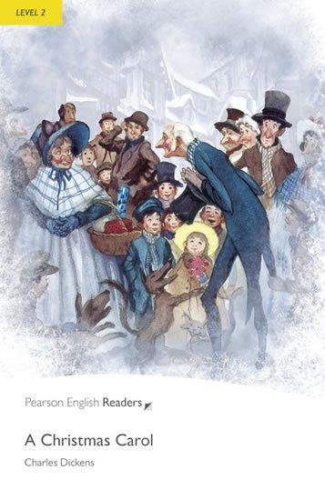 Dickens Charles: PER | Level 2: A Christmas Carol Bk/MP3 Pack