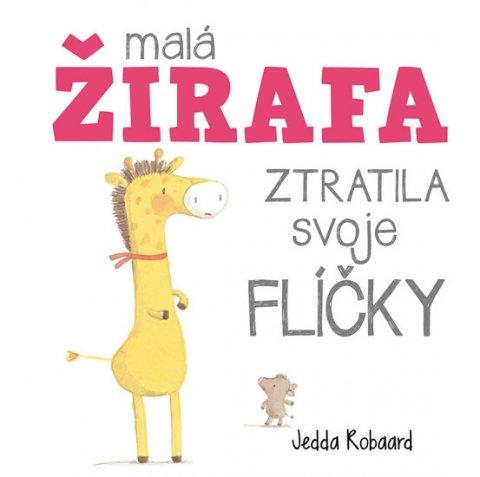 Robaard Jedda: Malá žirafa ztratila svoje flíčky