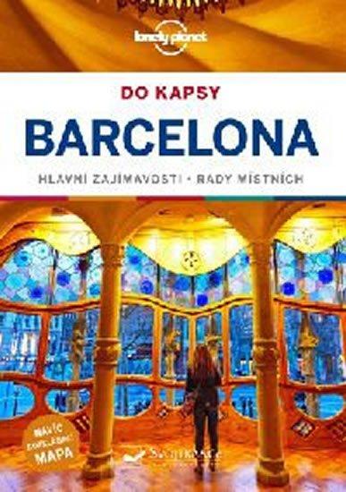 Davies Sally: Barcelona do kapsy - Lonely Planet