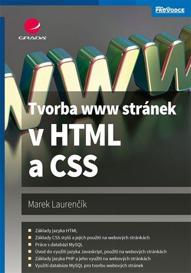 Laurenčík Marek: Tvorba www stránek v HTML a CSS
