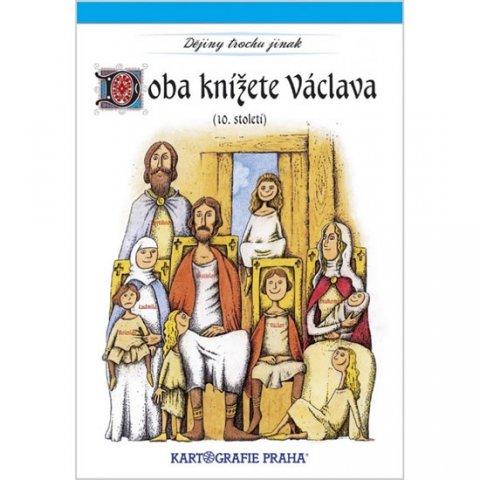 neuveden: Doba knížete Václava (10. století)