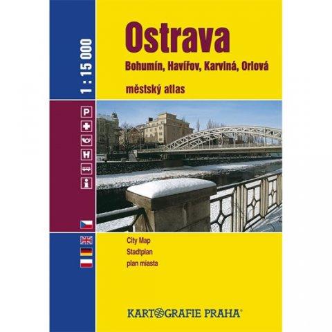 neuveden: Ostrava/atlas, 1:15T(spirála)