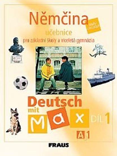 kolektiv autorů: Deutsch mit Max A1/díl 1 - učebnice
