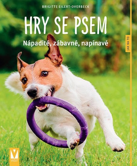 Eilert-Overbeck Brigitte: Hry se psem - Nápadité, zábavné, napínavé