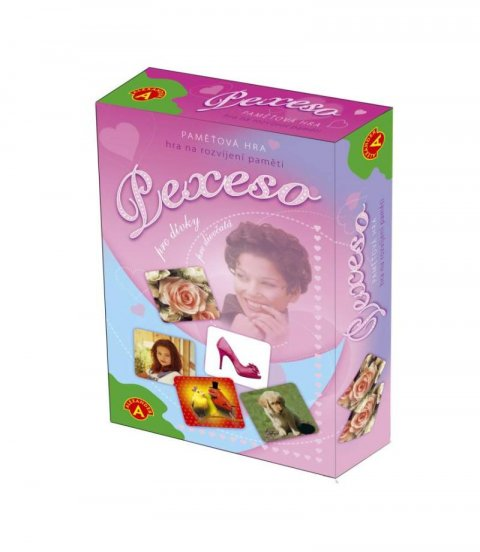 neuveden: Pexeso Mini pro dívky