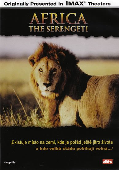 neuveden: Africa - The Serengeti - DVD