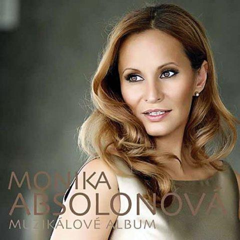 neuveden: Absolonová Monika - Muzikálové album CD
