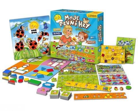 neuveden: Moje první hry - 11 edukativních her pro nejmenší