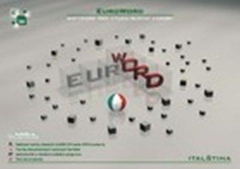 neuveden: Euroword - italština maxi - CD