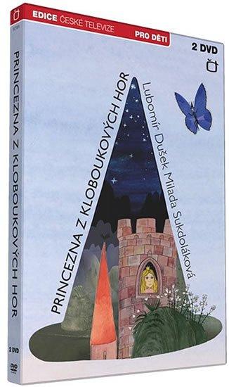 neuveden: Princezna z Kloboukových hor - 2 DVD