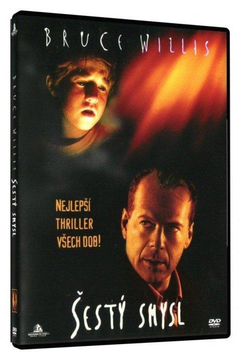 neuveden: Šestý smysl DVD