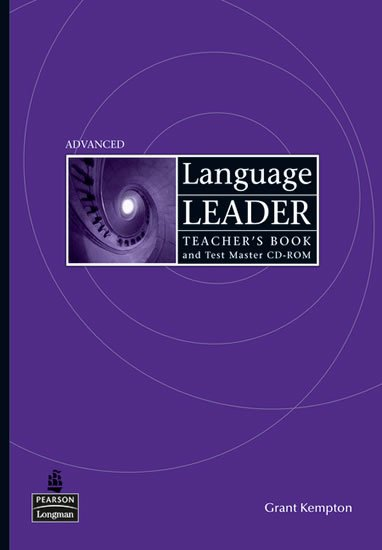 Kempton Grant: Language Leader Advanced Teacher´s Book w/ Test Master CD-ROM Pack