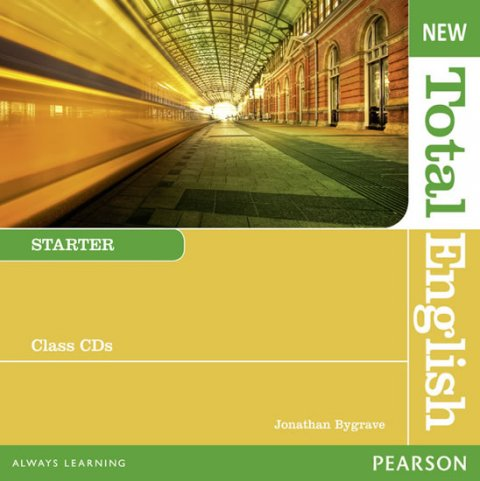 Bygrave Jonathan: New Total English Starter Class Audio CD