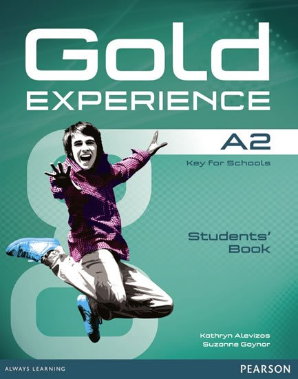 Alevizos Kathryn: Gold Experience A2 Students´ Book w/ DVD-ROM Pack
