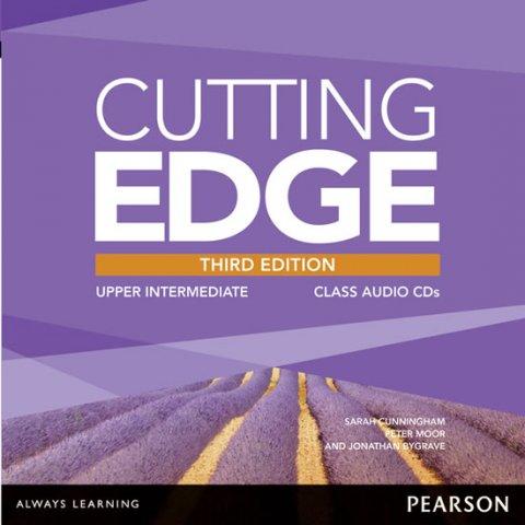 Cunningham Sarah: Cutting Edge 3rd Edition Upper Intermediate Class CD