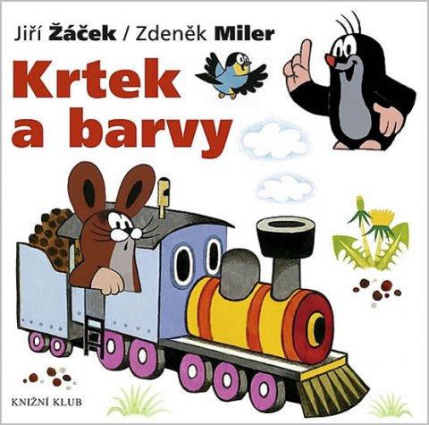 Miler Zdeněk, Žáček Jiří: Krtek a barvy