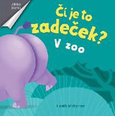 neuveden: V zoo - Čí je to zadeček?