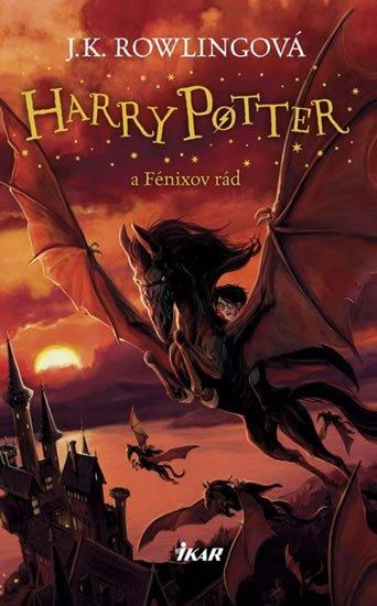 Rowlingová Joanne Kathleen: Harry Potter 5 - Fénixov rád