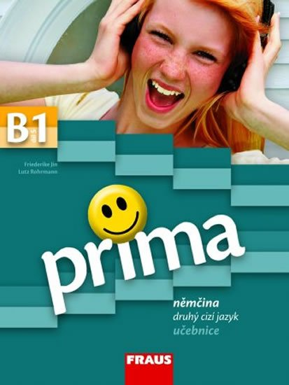 kolektiv autorů: Prima B1/díl 5 - učebnice