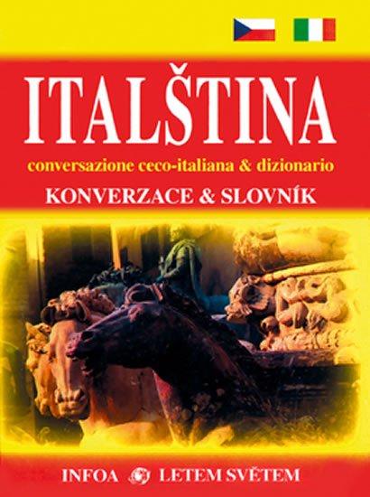 Navrátilová Jana: Italština - Konverzace + slovník - 2.vydání