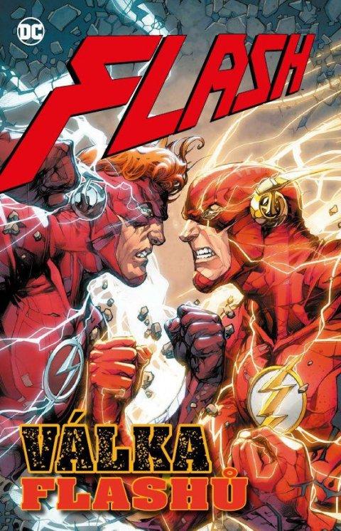 Williamson Joshua: Flash 8 - Válka Flashů