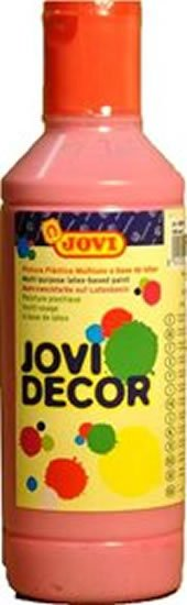 neuveden: JOVI Decor akrylová barva - růžová 250 ml