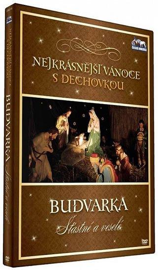 neuveden: Vánoce s Budvarkou - DVD
