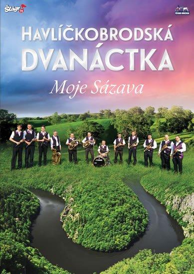 neuveden: Havlíčkobrodská 12 - Moje Sázava - DVD