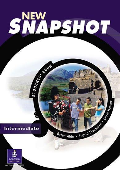 Abbs Brian, Barker Chris: Snapshot New Edition Intermediate Student´s Book