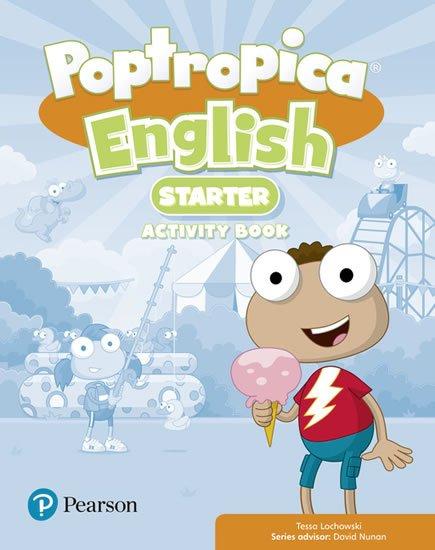 Lochowski Tessa: Poptropica English Starter Activity Book