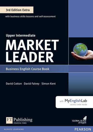 Wright Lizzie: Market Leader 3rd Edition Extra Upper Intermediate Coursebook w/ DVD-ROM Pa