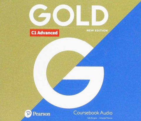 Edwards Lynda, Newbrook Jacky: Gold C1 Advanced 2018 Class CD