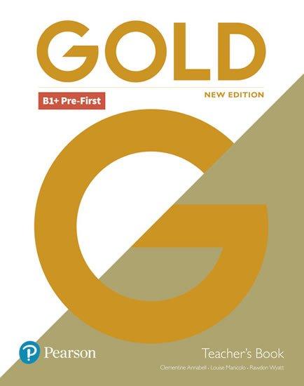 Annabell Clementine: Gold B1+ Pre-First 2018 Teacher´s Book w/ Portal access & Teacher´s Resourc
