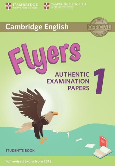 Cosgrove Anthony: Cambridge English Flyers 1 for Revised Exam from 2018 Student´s Book