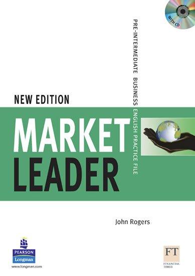 Rogers John: Market Leader New Edition Pre-Intermediate Practice File w/ CD Pack