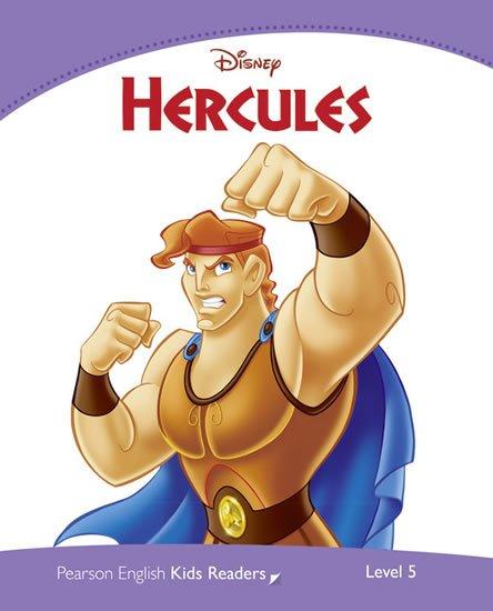 Potter Jocelyn: PEKR | Level 5: Disney Hercules